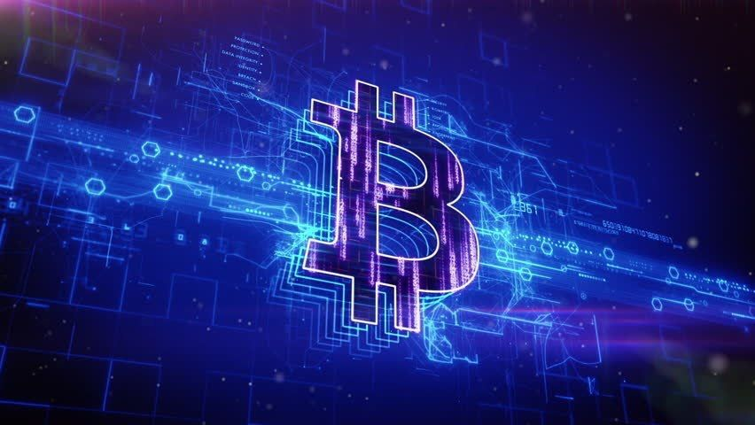 Bitcoin Digital Cryptocurrency Wallpaper Image Cryptocurrency