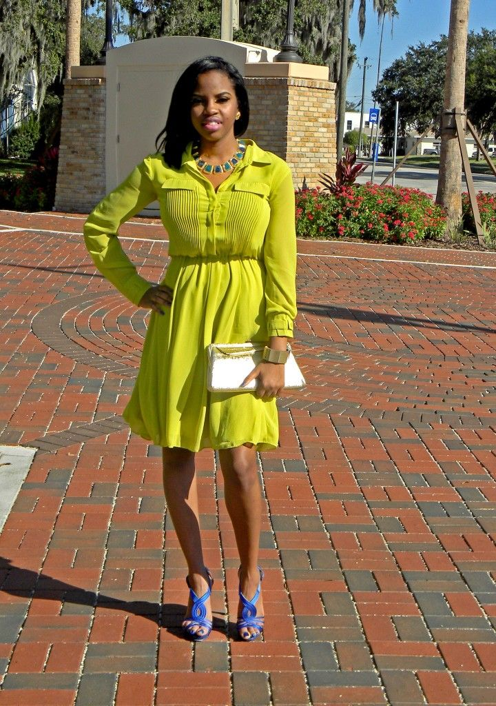 b76435e4c7 lime green skirt outfits - Google Search | Lime Dress Work | Green ...