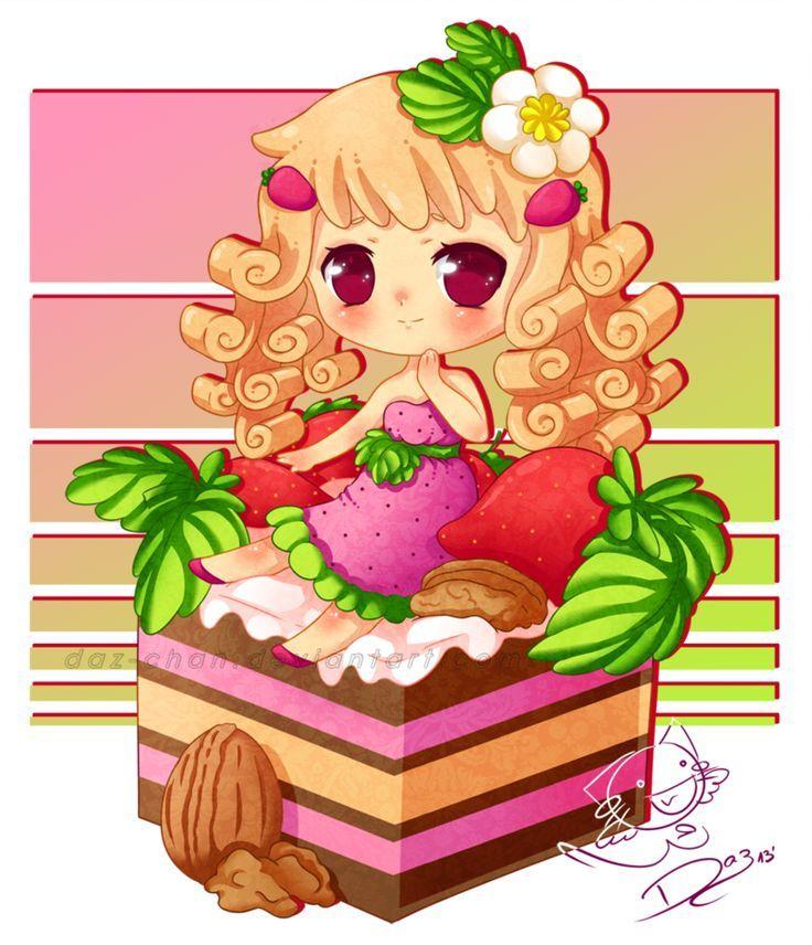 Mint Anime Food - Google Search