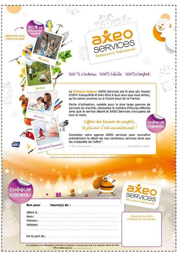 Offrez Axeo Services ! Découvrez dans cet article les infos à savoir concernant la dépendance.