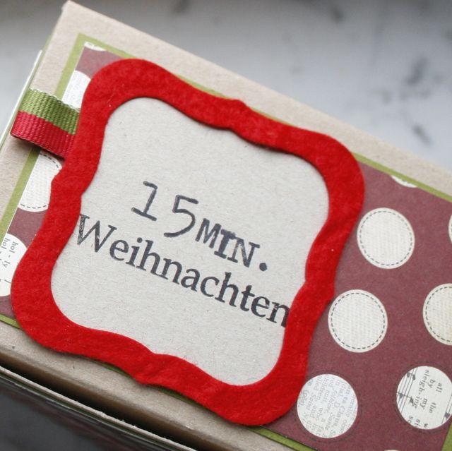 t rkis scrapbook magazin 15 minuten weihnachten s e idee f r ein kleines geschenk. Black Bedroom Furniture Sets. Home Design Ideas