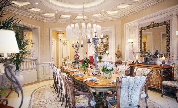 Marvelous Expensive Houses In Qatar | Luxury Villa In Qatar The Interior A Luxury  Villa In Qatar