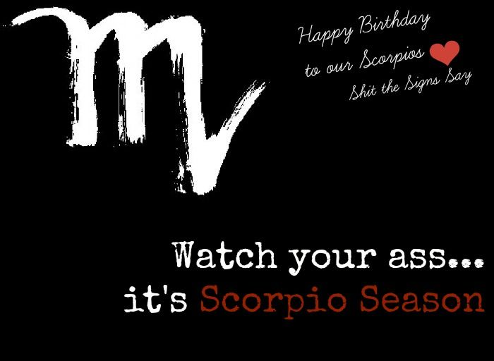 Need To Buy Your Scorpio A Gift Mirror Tote Bag Pillowcase Bracelet