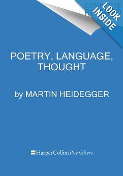 HEIDEGGER POETRY LANGUAGE THOUGHT PDF DOWNLOAD