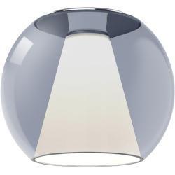 Photo of Serien Lighting Draft M Deckenleuchte, Glas braun, 2700K Serien.Lighting