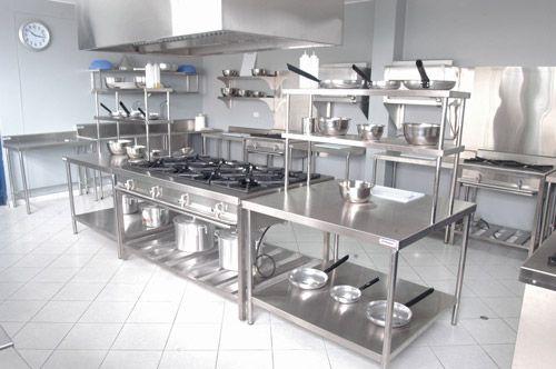 Cocina Gastronomica Cocina Industrial Cocinas Modulares Diseno