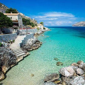 Mani Görögország
