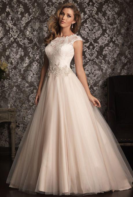 Allure 9022 - Debra\'s Bridal Shop at The Avenues 9365 Philips ...