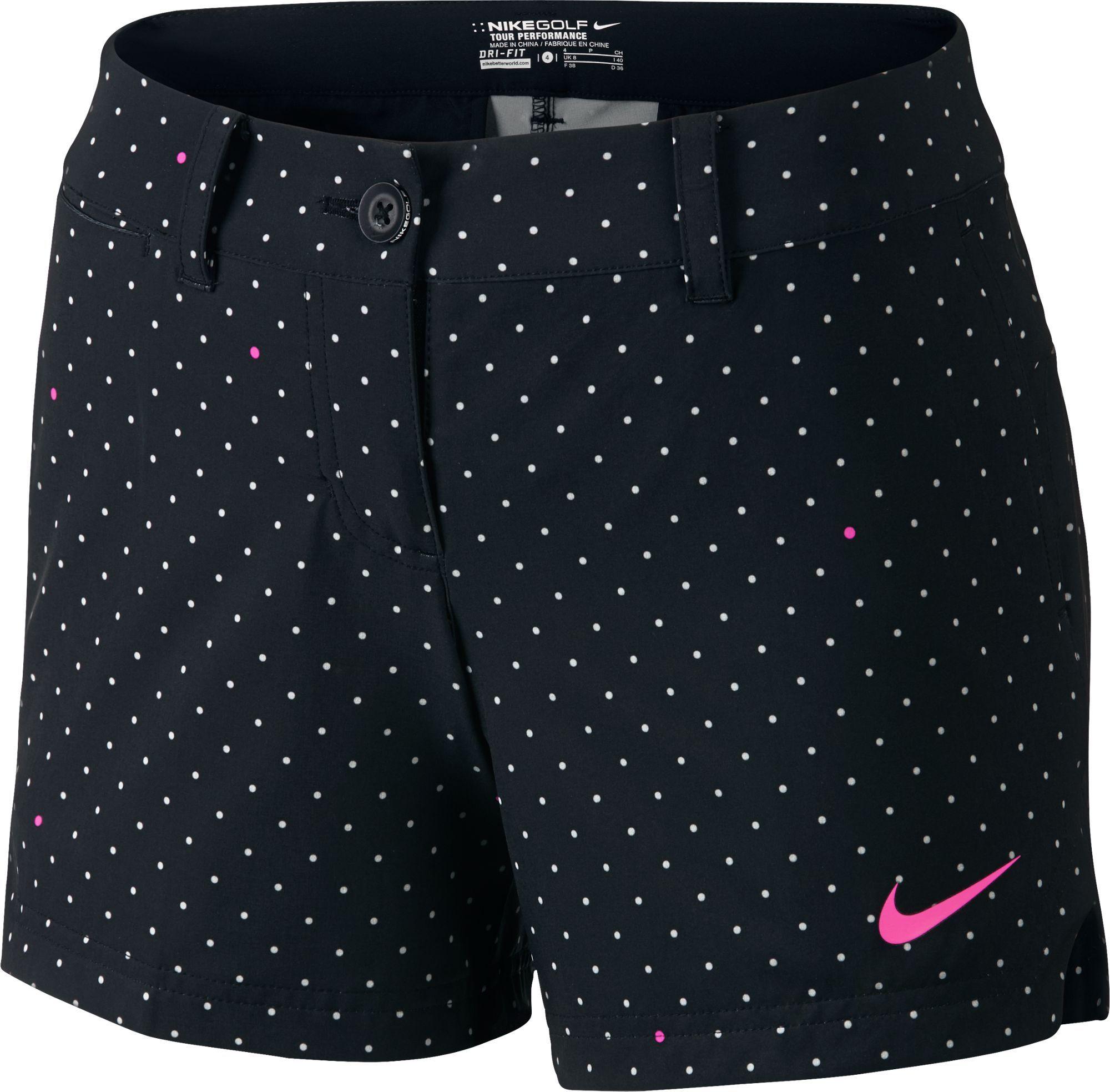Nike Women\u0027s Greens Print Shorty Shorts   Golf Galaxy