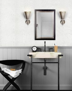 Check this bathroom ideas! What you do you think? If you love design, visit us! #homedesignideas #bedroomlamps #lovedesign #designlovers #bathroomideas #interiordesign #designlovers #bathroomdecor
