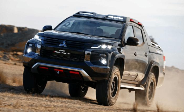 2021 Mitsubishi Triton Usa Release Date News Specs Interior Uscarsconcept Com Mitsubishi Truck Mitsubishi Suv Ford Ranger