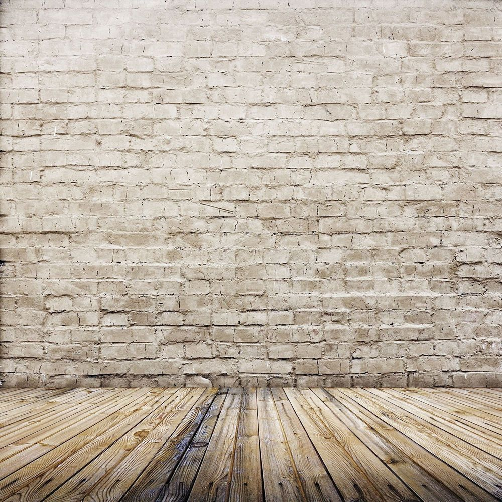 10x10 Ft Brick Wall Vinyl Photography Backdrop Background Studio Prop Zz44 Brick Backdrops Wood Backdrop Photography Photography Backdrops