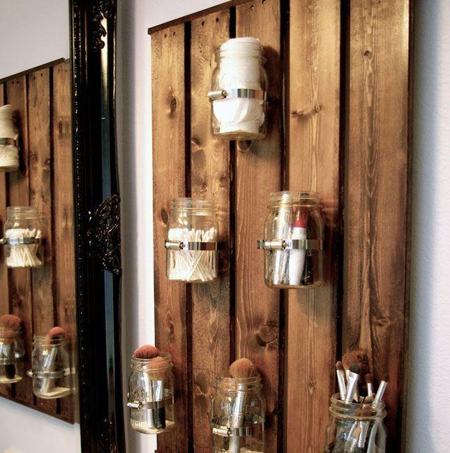 The 25 Best Pallet Vanity Ideas On Pinterest Pallet Furniture Vanity Pallet Bathroom And