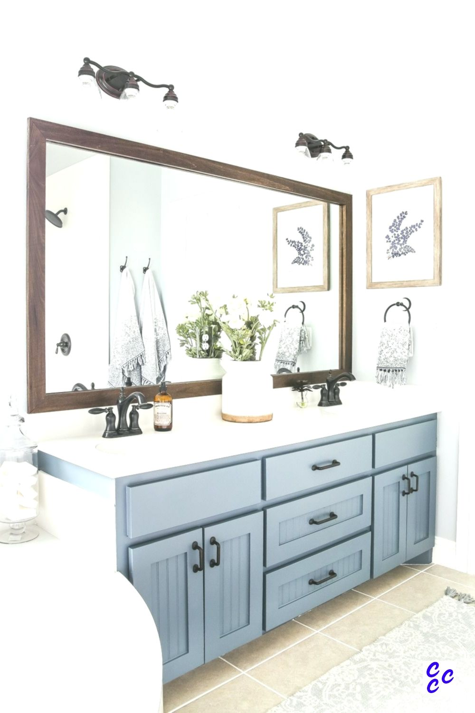 Lowe 39 S Makeover Badezimmer Enthullen Bauernhaus Badezimmer Badezimmer Winzige Raume
