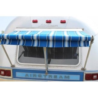 Rear Window Awning Zip Dee