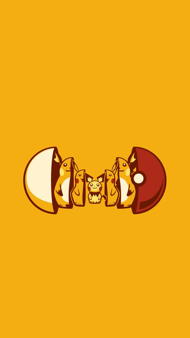 Pikachu Evolution iPhoneWallpaper Arte de deadpool