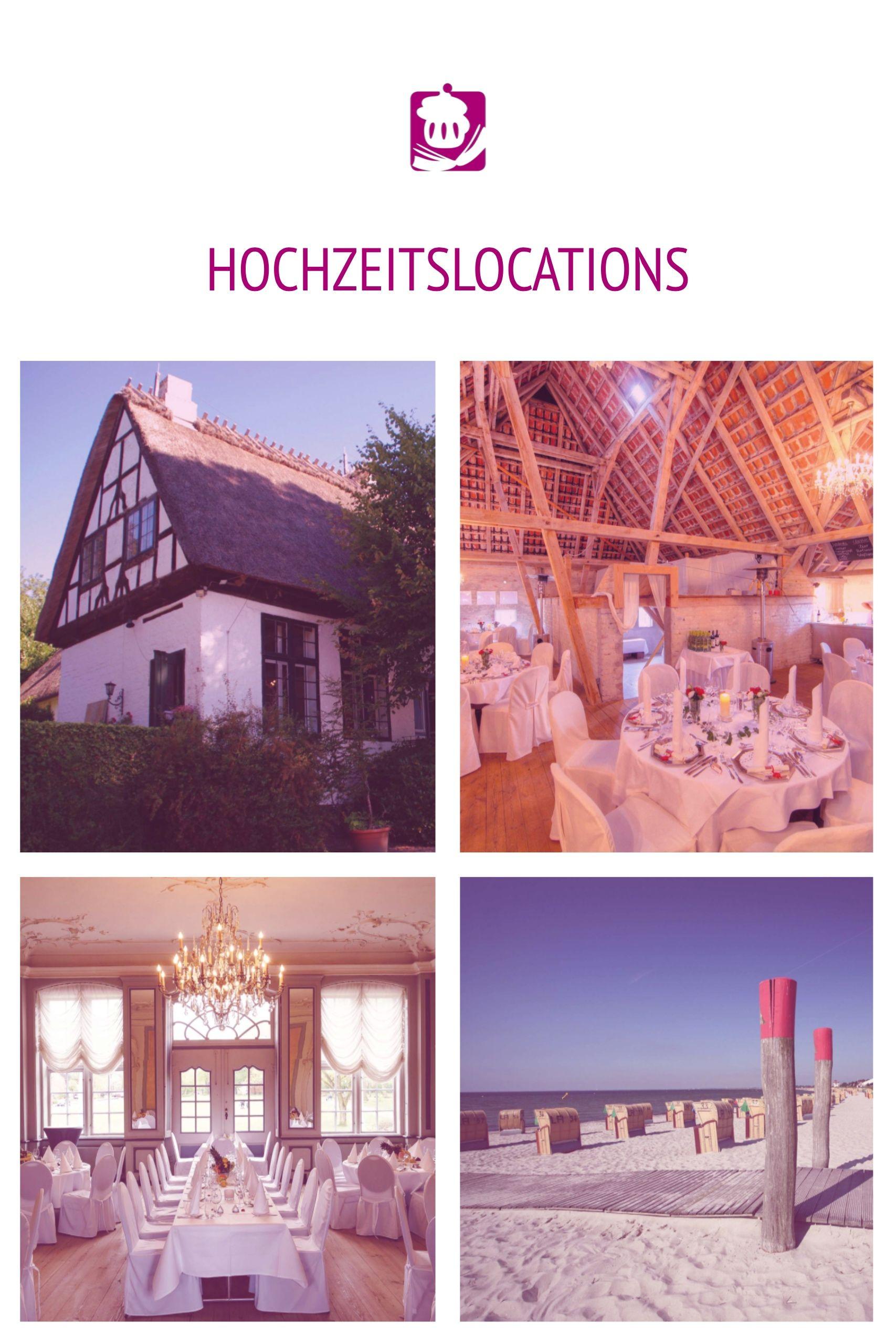 Hochzeitslocations in Schleswig-Holstein