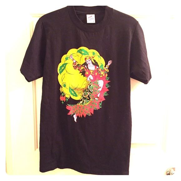 NWOT Black Dancing Gypsy T-Shirt - SMALL Awesome NWOT Black Dancing Gypsy T-Shirt - Size Small - Never Worn Tops Tees - Short Sleeve