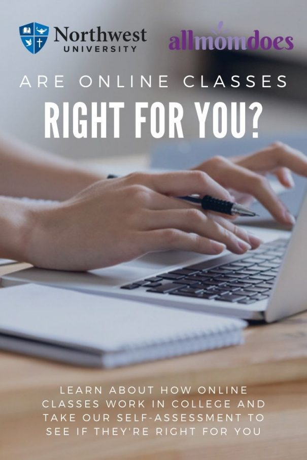 Are Online Courses Right for You? #onlineclasses