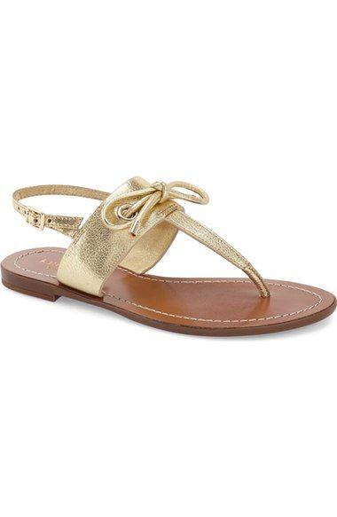 856d167c7 kate spade new york  carolina  thong sandal (Women) available at  Nordstrom