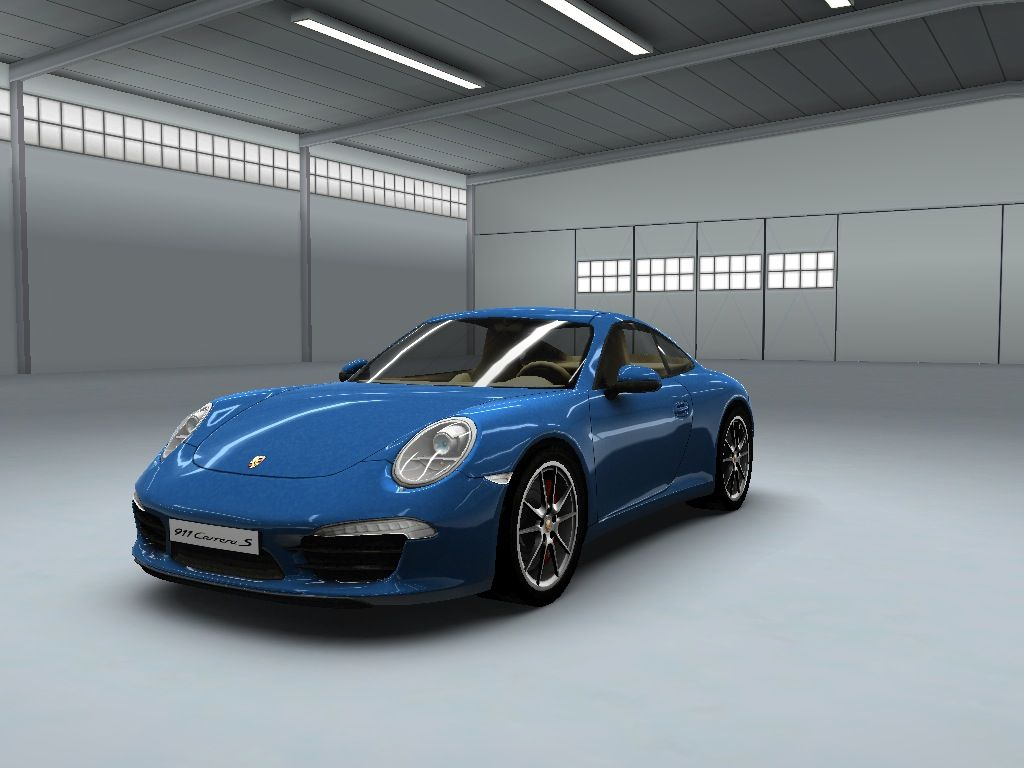 Nice The New Porsche 911 Carrera S In The Free 3D Racing Simulation Sports Car  Challenge By