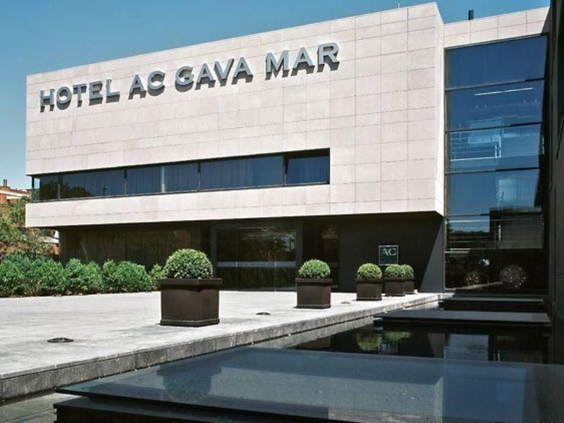 Barcelona Ac Hotel By Marriott Gava Mar Spain Europe Ac Hotel By Marriott Gava Mar Is Perfectly Located For Both Business And Lei Ac Hotel Hotel Europe Hotels