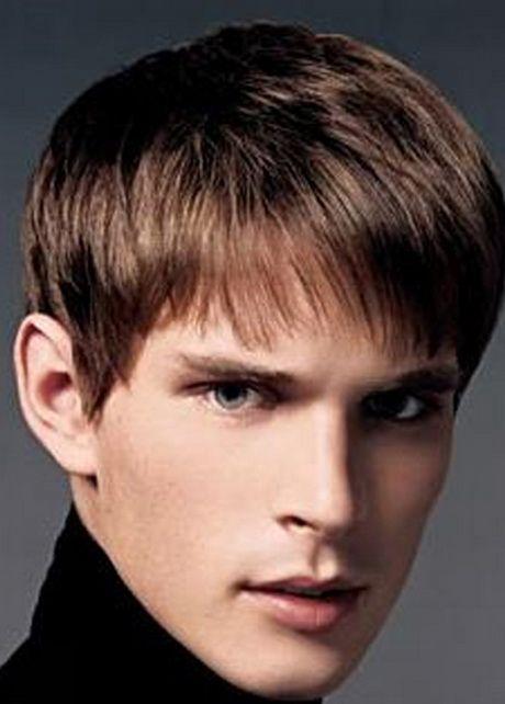 Peinados Para Hombres Con Cabello Lacio Boy Hairstyles Hipster Hairstyles Hair Styles 2014