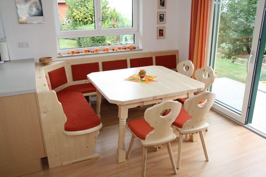 sch n eckbank k che landhaus kitchen pinterest. Black Bedroom Furniture Sets. Home Design Ideas