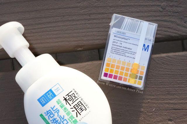 Hada Labo Gokujyun Foaming Cleanser Vs Medicean Er Nature Cleanser Review Low Ph Fun Free Foam Cleanser Cleanser Hada Labo