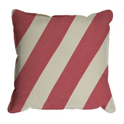 Pony Stripe Cushion, 'from the owl' #fromtheowl #ponystripecushion #home #cushion