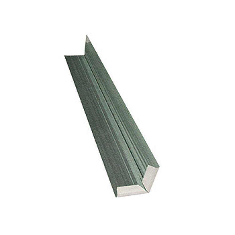 Best Gaf Weatherside 14 In Aluminum Corner Hardboard Siding 400 x 300