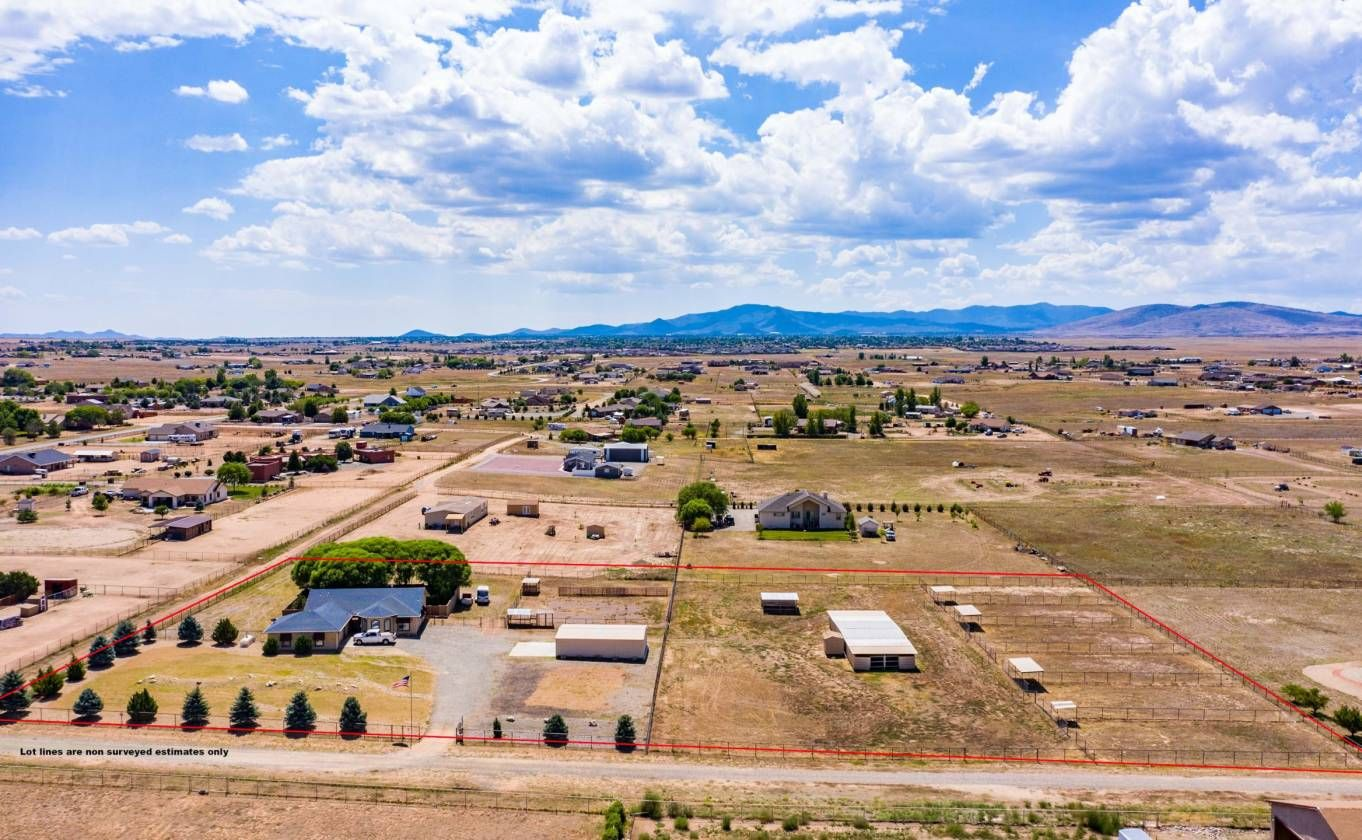Horse Property For Sale in Yavapai County , Arizona, Come