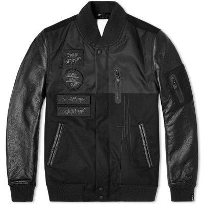 best loved 7804b 896bb Nike Lab x Mo  Wax Destroyer Jacket (Black)