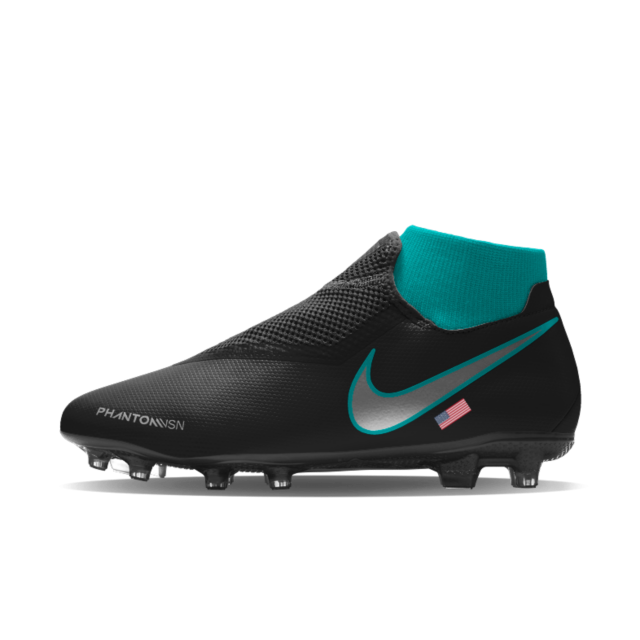 new concept f05ae 6a26a The Nike Phantom Vision Academy By You Custom Soccer Cleat ...