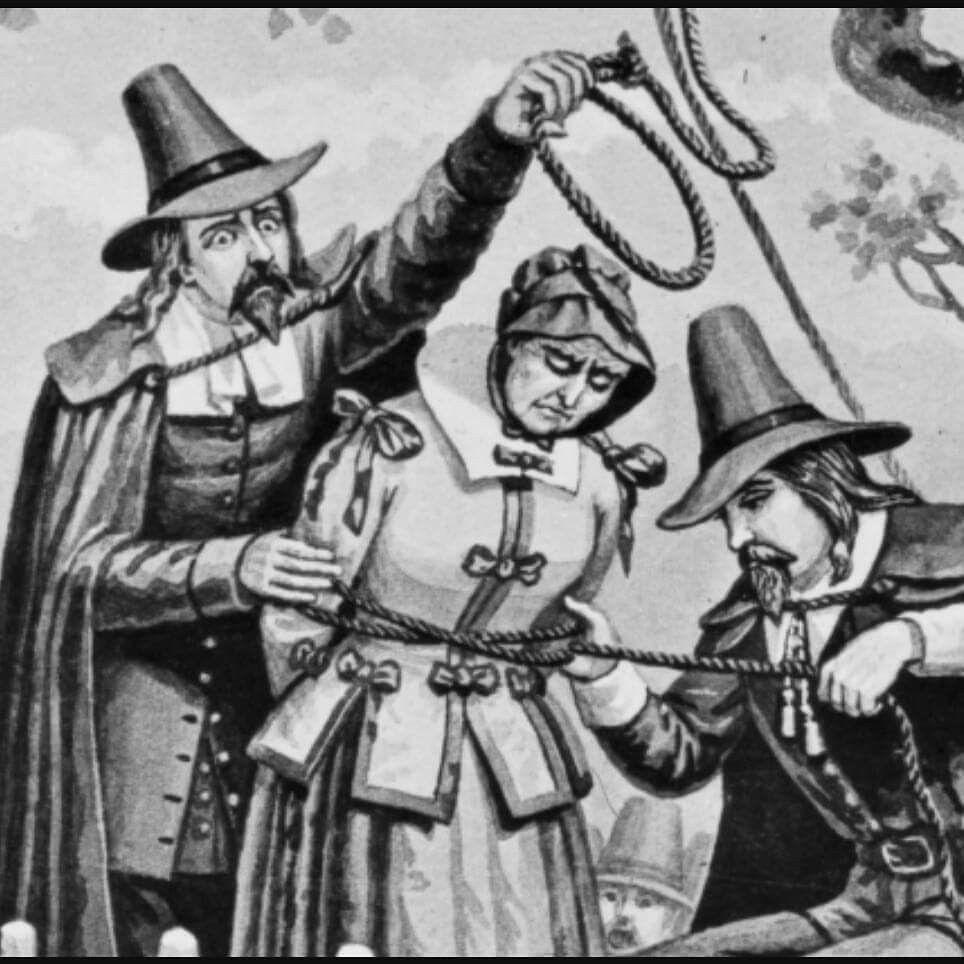 The Salem Witch Trials, 1692 Salem witch trials victims