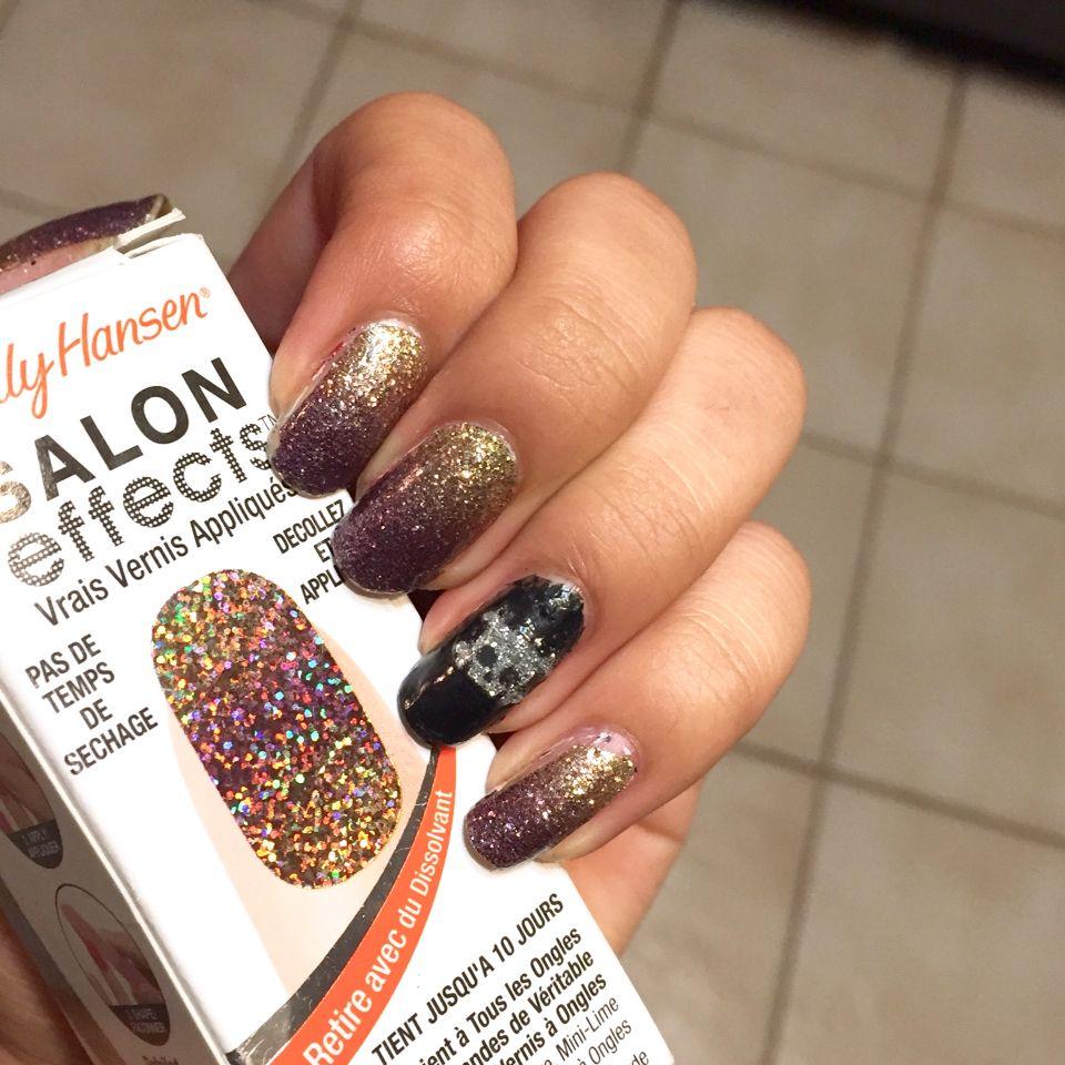 Sally Hansen S Salon Effects Nail Stickers