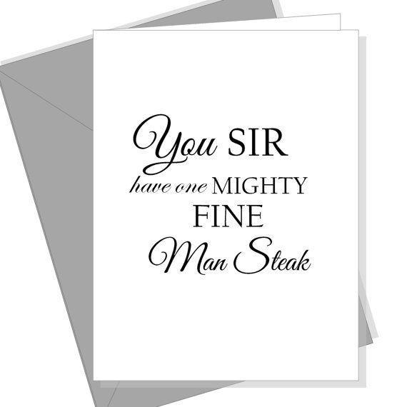 Funny Birthday Card Rude Card Love Card Valentines Card Him – Birthday Card Gay