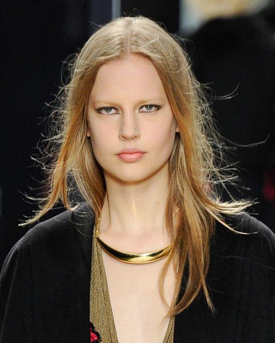 Tendances bijoux Fashion Week automne-hiver 2014-2015 Céline 1 | Bijoux | Vogue. hair