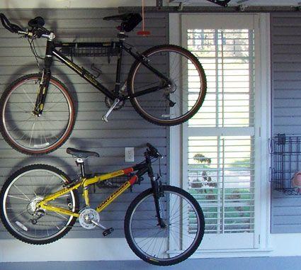 Pin By Garage Designs Of St Louis On Storage Ideas Garage Design Bike Storage Cycle Storage