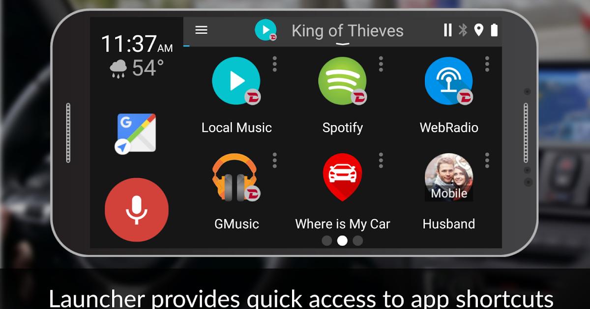 DashLinQ Car Driving Mode App v4.0.10.0 [Premium] Google