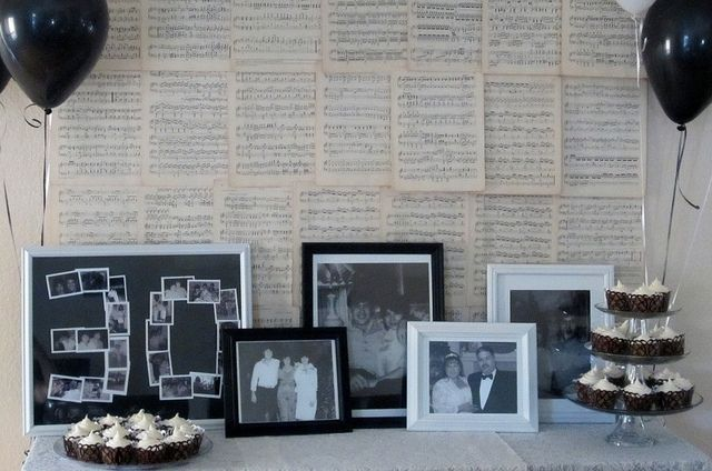 1000+ images about Anniversary Party on Pinterest | 50th ...