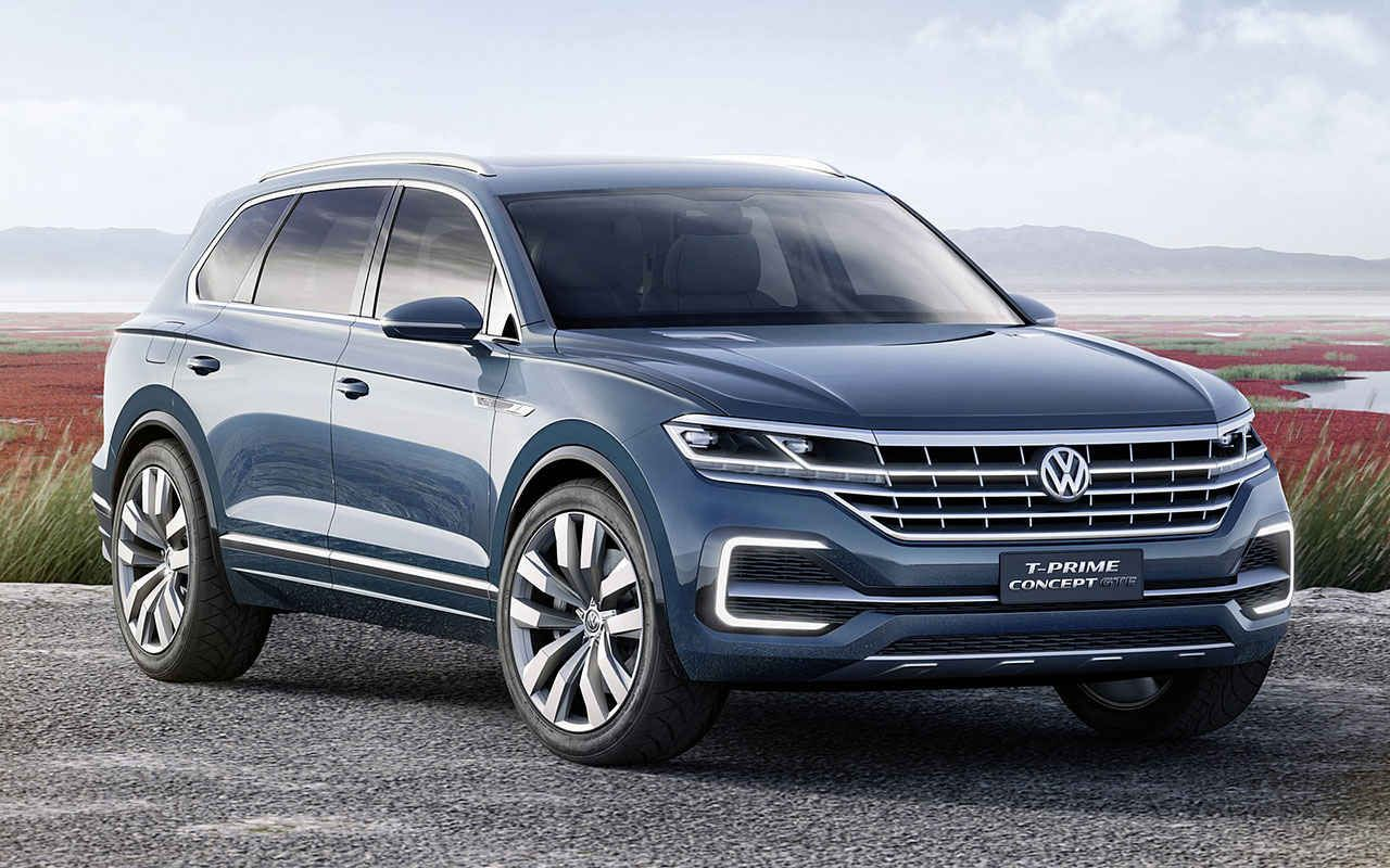 next-gen 2018 vw touareg tdi redesign and release date http://www