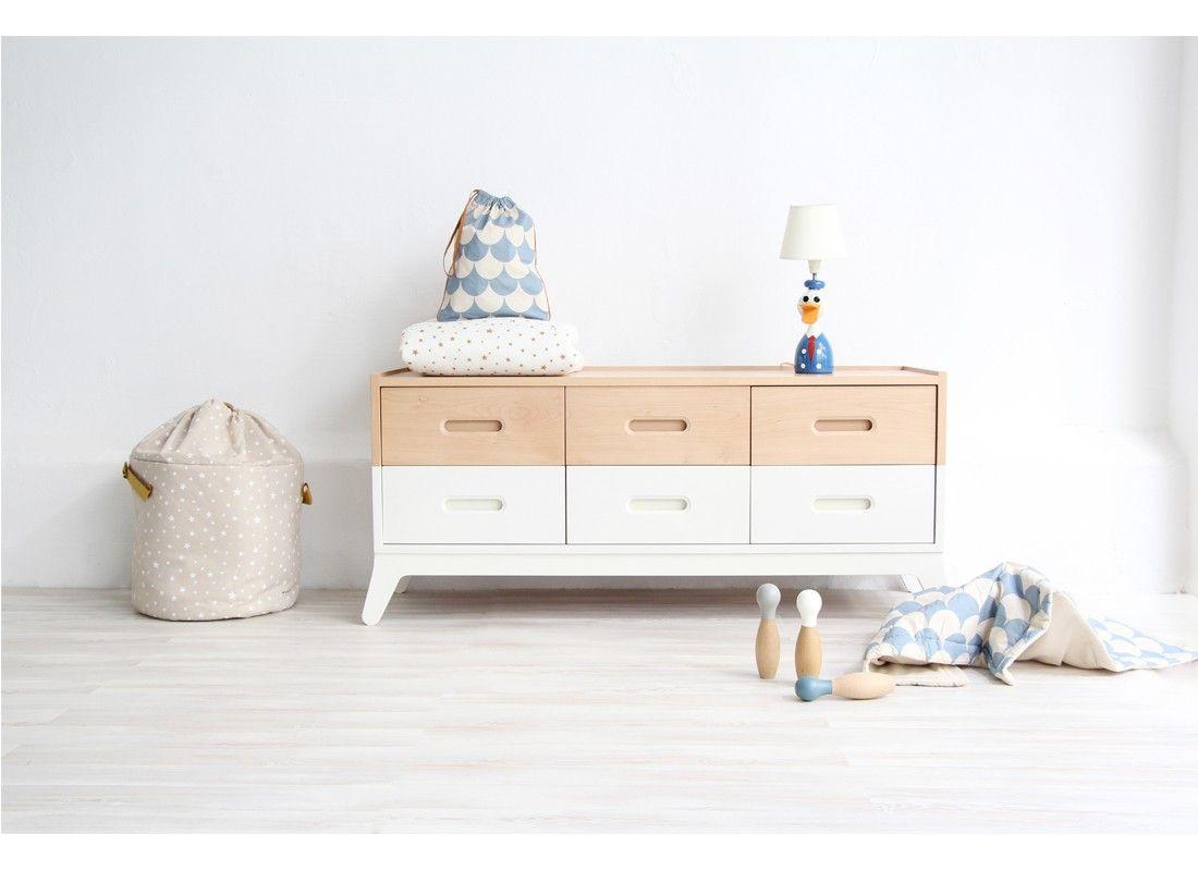 Enfilade bleu thalassa horizon - Meubles - Kid Art Design Store ...
