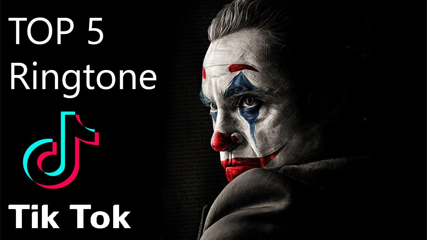 Top 5 Tik Tok Ringtone Download Famous Tik Tok Music 2020 Tik Tok Music Tik Tok Ringtone Download