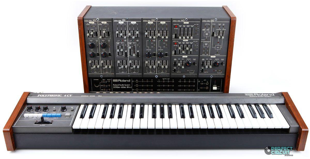 Roland System 100m | Vintage Synth Explorer