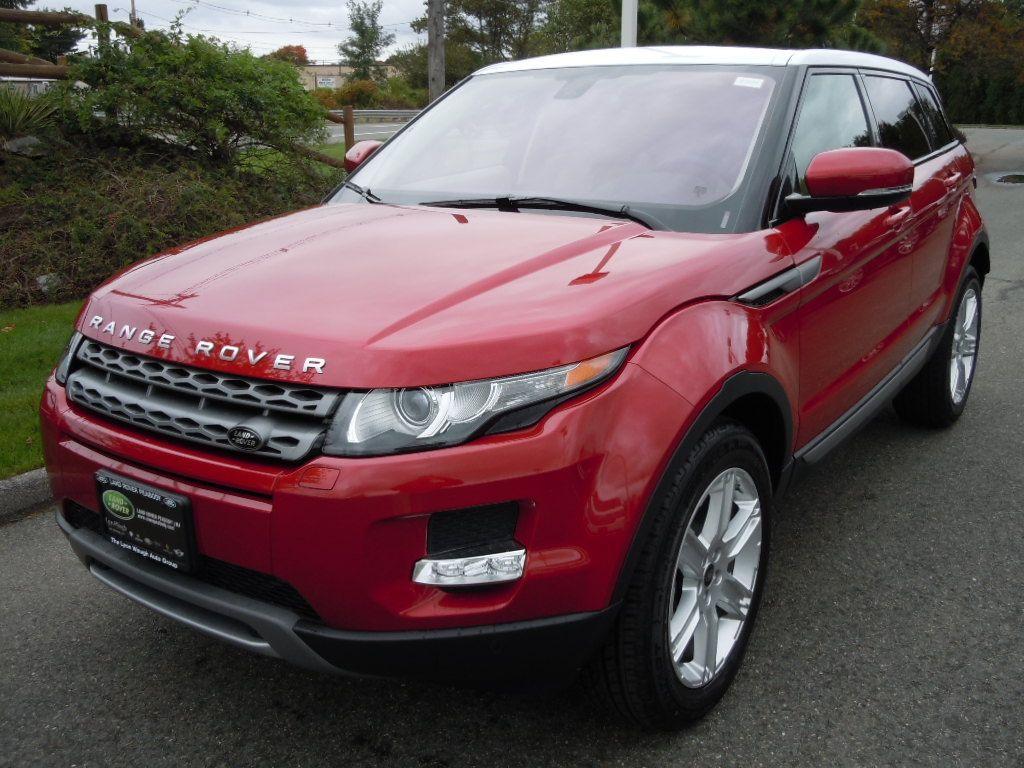 2013 Land Rover Range Rover Evoque Pure Plus Land rover