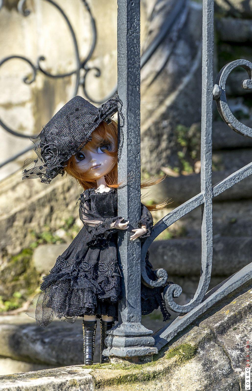 https://flic.kr/p/qH5pFk | Maritxu au Château d'Assas | Séance photo dans le jardin derrière le Château d'Assas au Vigan