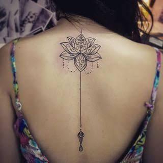 Mandala Flor De Lotus Gongue Tattoo Inspirational Tattoos Cover Up Tattoos Tiny Tattoos
