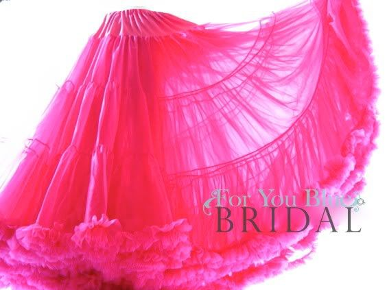 Color Petticoat This Would Look Amazing In Blue Under