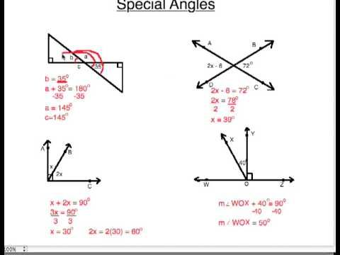Math Rap Complementary And Supplementary Angles Youtube Middle